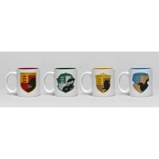 Pack de 4 Tazas Espresso...