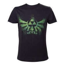 Camiseta Zelda - Green...