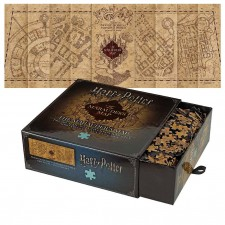 Puzzle The Marauder's Map...