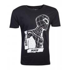 Spider-Man Camiseta Black...