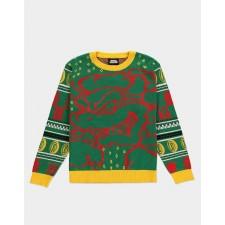 Suéter Christmas Bowser...