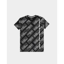 Camiseta Nintendo - Nes AOP