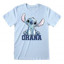 Camiseta Lilo & Stitch -...