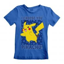 Camiseta Pokemon - I Choose...