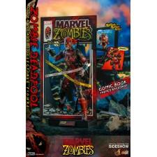 Zombie Deadpool Sixth Scale...