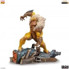 X-men Sabretooth BDS Art...
