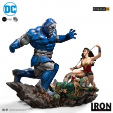 Wonder Woman Vs Darkseid...