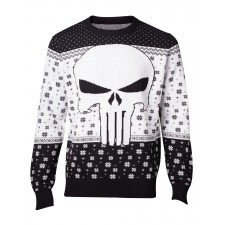 Suéter Christmas Punisher...