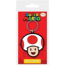 Super Mario Llavero caucho...