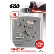 Star Wars Set Imanes - Varios