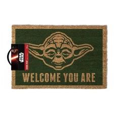 Star Wars Felpudo - Yoda