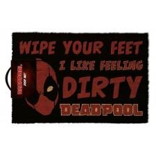 Marvel Felpudo Deadpool Dirty