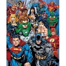 DC Comics Set de 5 Pósteres...