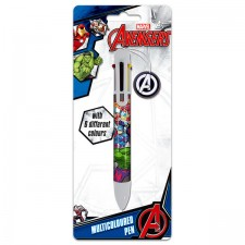 Marvel bolígrafo multicolor...