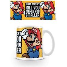 Super Mario Taza Makes You...