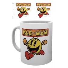 Pac-Man Taza Run