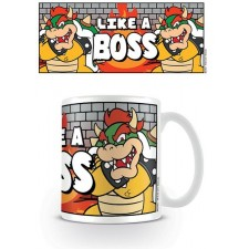 Super Mario Taza BOWSER -...