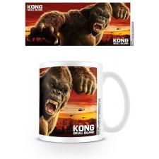 King Kong Taza KONG SKULL...
