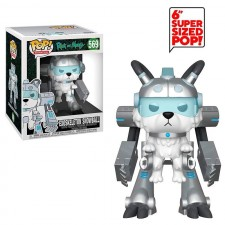 POP! Animation: Rick and...
