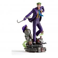 The Joker Deluxe Art Scale...