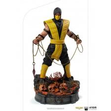 Scorpion Mortal Kombat Art...