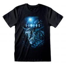 Camiseta Aliens - Key Art -...