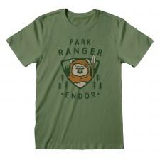 Camiseta Star Wars - Endor...