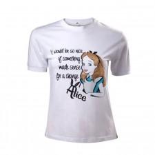 Camiseta Disney - Alice In...