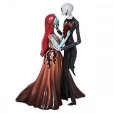 JACK AND SALLY LOVE FIGURINE
