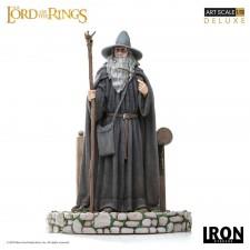 Gandalf El Señor de los Anillos Estatua 1/10 Deluxe Art