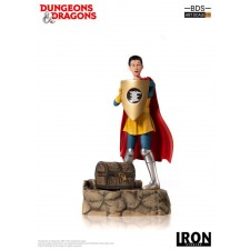 Eric The Cavalier Dungeons & Dragons Estatua BDS Art Scale
