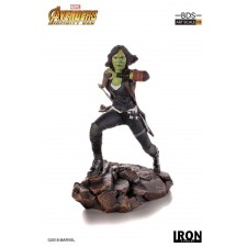 Gamora Vengadores Infinity War Estatua BDS Art Scale 1/10