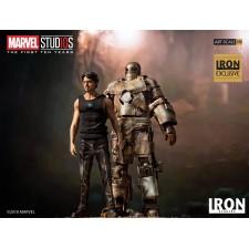Iron Man Mark I and Tony Stark 1/10 Art Scale EXCLUSIVE