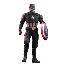 Captain America Vengadores: Endgame Figura Movie Masterpiece 1/6