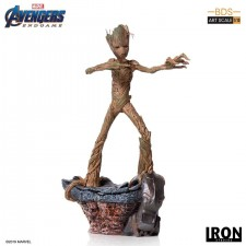 Groot Vengadores: Endgame Estatua BDS Art Scale 1/10