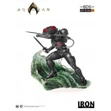 Black Manta - Aquaman Estatua BDS Art Scale 1/10