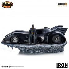 Batman & Batmobile - Batman (1989)