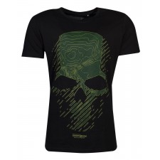 Camiseta Ghost Recon Skull...