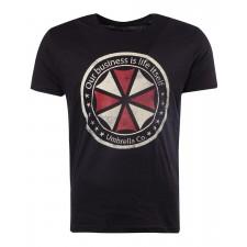 Camiseta Resident Evil Logo...