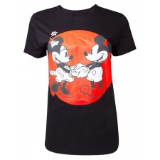 Camiseta Mickey Mouse Love...
