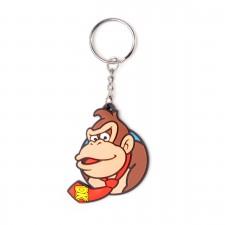 Llavero de goma Donkey Kong...