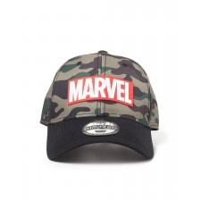 Gorra Marvel Camouflage Logo
