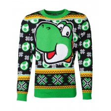 Suéter Yoshi Christmas...