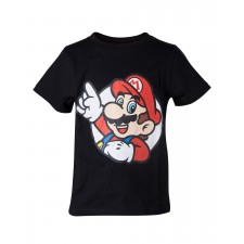 Camiseta Super Mario Bros....