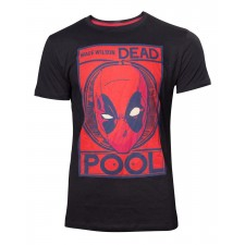 Camiseta Deadpool Wade...