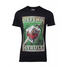 Camiseta Sword & Shield The...