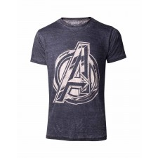 Camiseta The Avengers Logo...
