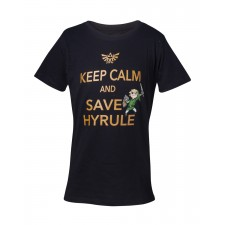 Camiseta Keep Calm and Save...