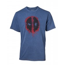 Camiseta Deadpool Faux...