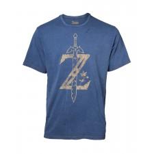 Camiseta Zelda Logo...